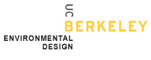 Berkeley College of Environmental Design logo