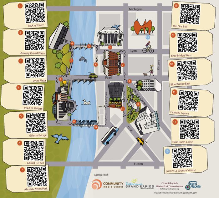 Re Streets Smart Apps For Better Informed Wayfinding
