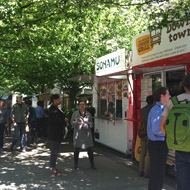 Portlandfood trucks, Source: MIG
